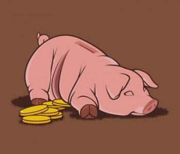 Piggy-bank-murder