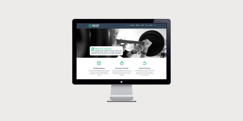 Website-ontwerp-reset