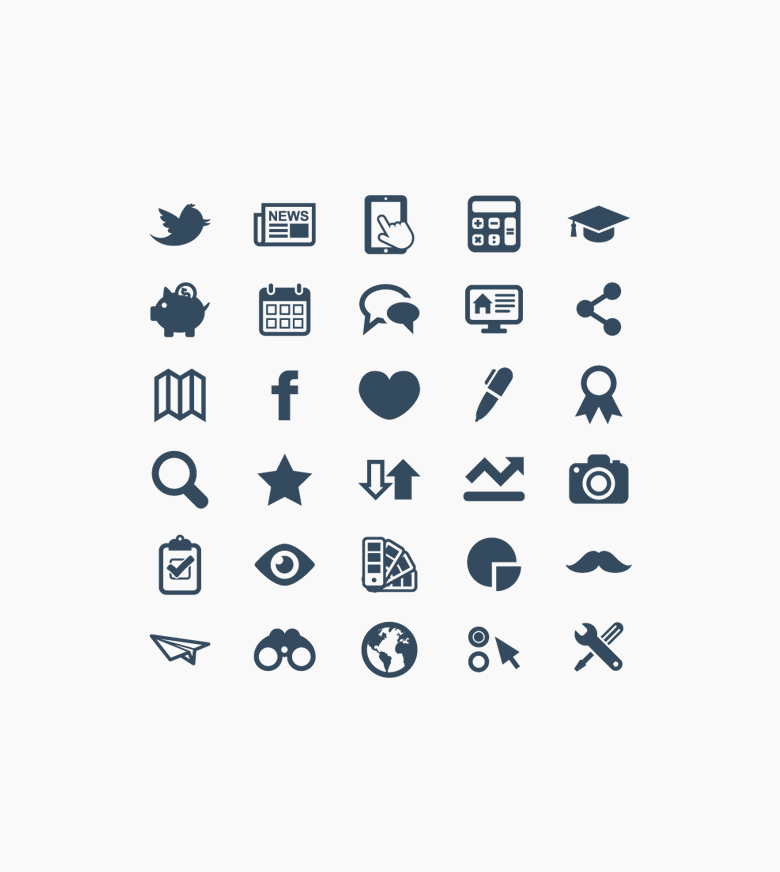 Billy-pds-Custom-Iconset-simple