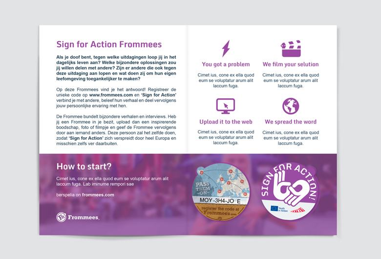 Sign-for-action-Frommee-kit