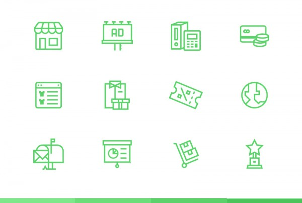 Icon-set-shop-webstore
