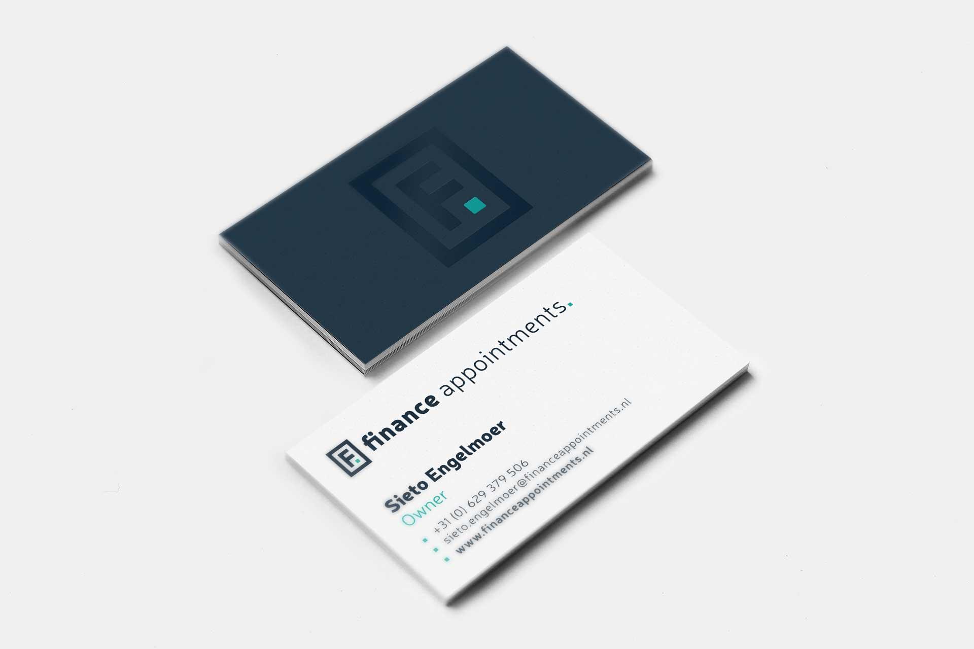 Finance-appointments-visitekaartje-ontwerp-spot-uv-lak-Kaartje-01