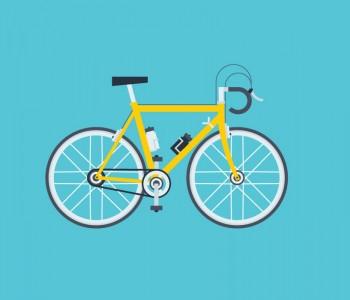 Illustraor-utrecht-vormgever-vector-illustraties-wielrenfiets-bike-race-illustration