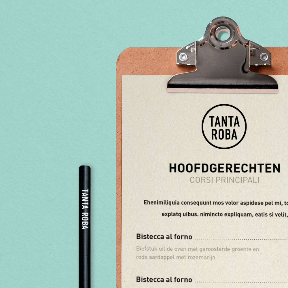 Tanta Roba webdesign